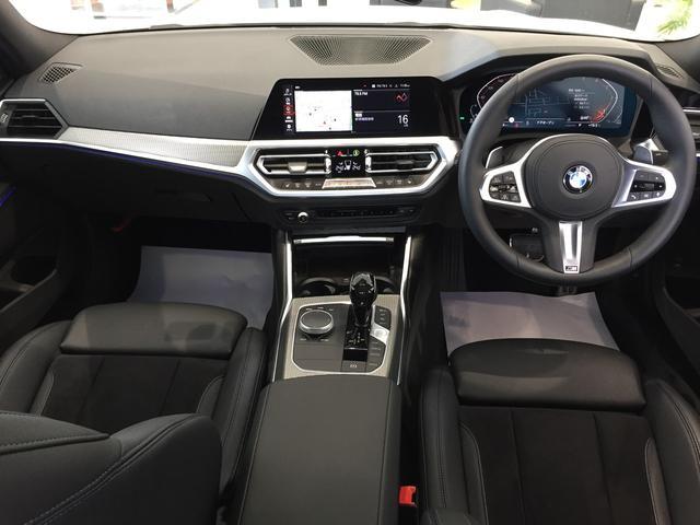 320d xDrive Mスポーツ パーキングサポート+ コンフォートパッケージ Mパフォーマンスパーツ オプション19インチアルミホイール 純正HDDナビ ワンオーナー 禁煙車 全周囲カメラ 電動リアゲート センサテックコンビシート(38枚目)