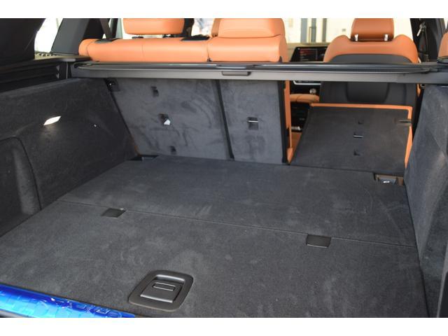 xDrive 45e Mスポーツ コニャックレザーシート 4席シートヒーター ジェスチャーコントロール ハーマンカードンサラウンドシステム 21インチアルミホイール クリスタルシフト 全周囲カメラ LEDヘッドライト Mブレーキ(44枚目)