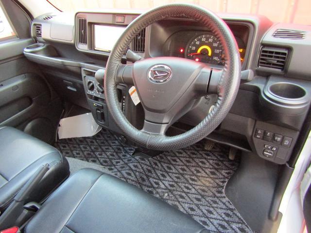 デッキバンG SAIII 4WD メモリーナビ フルセグTV バックカメラ 消灯軽減ブレーキ アイドリングストップ ハイビームアシスト LEDヘッドライト 社外クルーズコントロール ETC(9枚目)