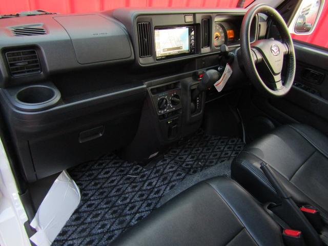デッキバンG SAIII 4WD メモリーナビ フルセグTV バックカメラ 消灯軽減ブレーキ アイドリングストップ ハイビームアシスト LEDヘッドライト 社外クルーズコントロール ETC(15枚目)