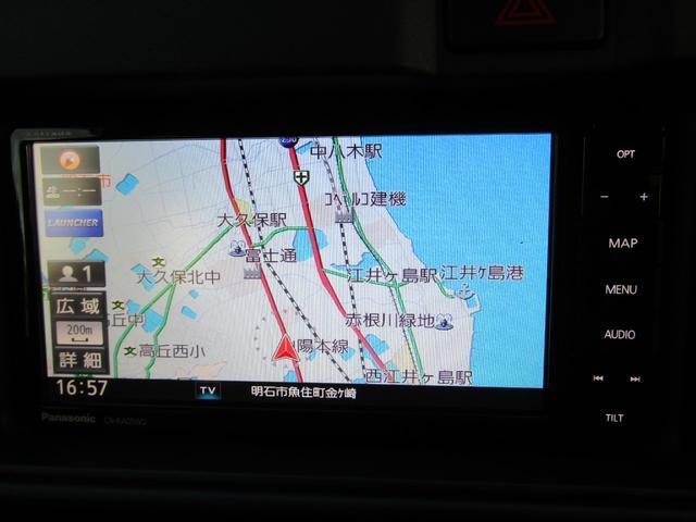 デッキバンG SAIII 4WD メモリーナビ フルセグTV バックカメラ 消灯軽減ブレーキ アイドリングストップ ハイビームアシスト LEDヘッドライト 社外クルーズコントロール ETC(19枚目)