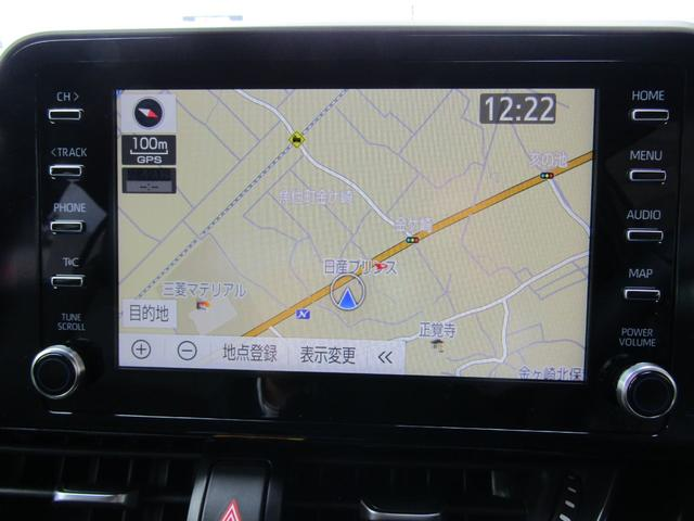 G-T 純正ナビ Bluetooth バックカメラ クルーズコントロール 衝突軽減ブレーキ ETC 車線逸脱警報 オートブレーキホールド ドライブモード 純正18インチアルミホイール(19枚目)
