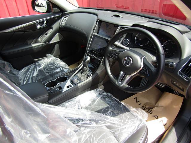 ハイブリッド GT タイプSP プロパイロット2.0/メーカーナビ/フルセグTV/アラウンドビューM/BOSE/LEDヘッドライト/ブラックレザーシート/シートヒーター/衝突軽減ブレーキ/前後ソナー/インテリジェントキー(8枚目)