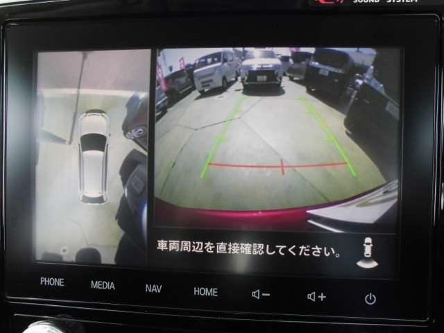 Gプラスパッケージ スマホ連携ナビ 全周囲カメラ クルコン LEDヘッド フルセグTV メモリーナビ 4WD シートヒーター 電動リアゲート サポカー バックカメラ ナビTV パワーシート(3枚目)