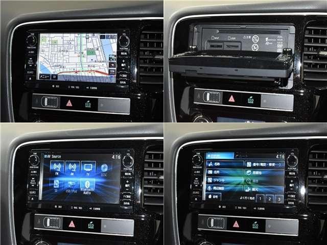 Gプラスパッケージ 後方車輌検知警報システム 全方位カメラ クルコン フルセグTV メモリーナビ 4WD ETC アラウンドモニター サポカー バックカメラ ナビTV CD(2枚目)