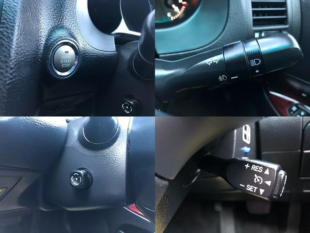 GS350 バージョンI HDDナビ・CD/Mサーバー/ETC・Bモニ・HID・Rフィルム・禁煙車・本革シート・スピンドルエアロ・前席パワーシート・TEIN車高調・19AW・社外ヘッドライト&テール(13枚目)