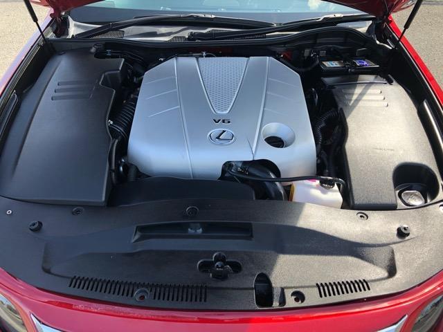 GS350 バージョンI HDDナビ・CD/Mサーバー/ETC・Bモニ・HID・Rフィルム・禁煙車・本革シート・スピンドルエアロ・前席パワーシート・TEIN車高調・19AW・社外ヘッドライト&テール(19枚目)
