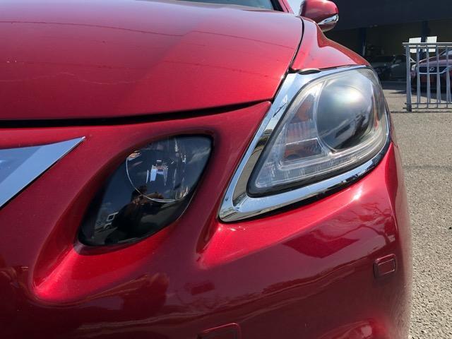 GS350 バージョンI HDDナビ・CD/Mサーバー/ETC・Bモニ・HID・Rフィルム・禁煙車・本革シート・スピンドルエアロ・前席パワーシート・TEIN車高調・19AW・社外ヘッドライト&テール(35枚目)