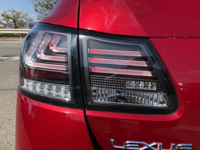 GS350 バージョンI HDDナビ・CD/Mサーバー/ETC・Bモニ・HID・Rフィルム・禁煙車・本革シート・スピンドルエアロ・前席パワーシート・TEIN車高調・19AW・社外ヘッドライト&テール(38枚目)