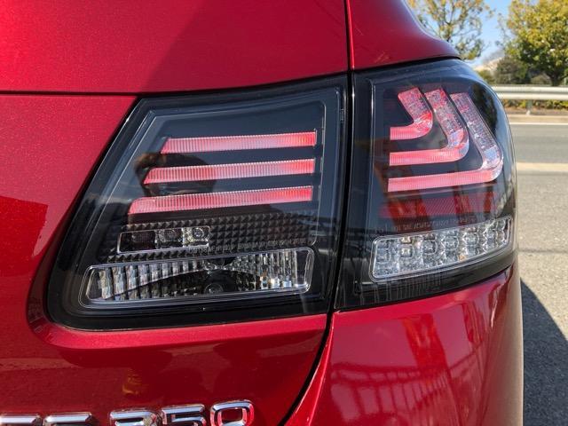 GS350 バージョンI HDDナビ・CD/Mサーバー/ETC・Bモニ・HID・Rフィルム・禁煙車・本革シート・スピンドルエアロ・前席パワーシート・TEIN車高調・19AW・社外ヘッドライト&テール(39枚目)