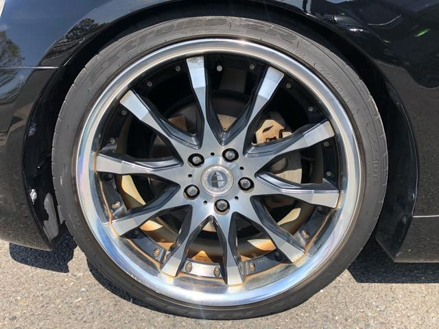 250G Lパッケージ パワーシート・HDDナビ・CD/DVD/フルセグ・ETC・HID・天井大型イルミ・禁煙車・ワークシュバート19AW・フルタップ車高調・本革シート・Rフィルム・ウインカーミラー・イオンクラスター(41枚目)