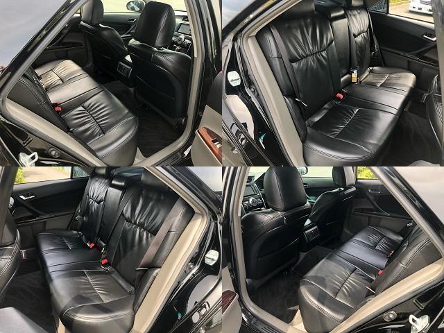 250G リラックスセレクション・ブラックリミテッド パワーシート・HDDナビ・CD/DVD/フルセグ・ETC・HID・社外18AW・フルタップ車高調・オーバーフェンダー・後期フェイスエアロ・スモークテール・社外マフラー(11枚目)