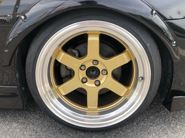 250G リラックスセレクション・ブラックリミテッド パワーシート・HDDナビ・CD/DVD/フルセグ・ETC・HID・社外18AW・フルタップ車高調・オーバーフェンダー・後期フェイスエアロ・スモークテール・社外マフラー(49枚目)