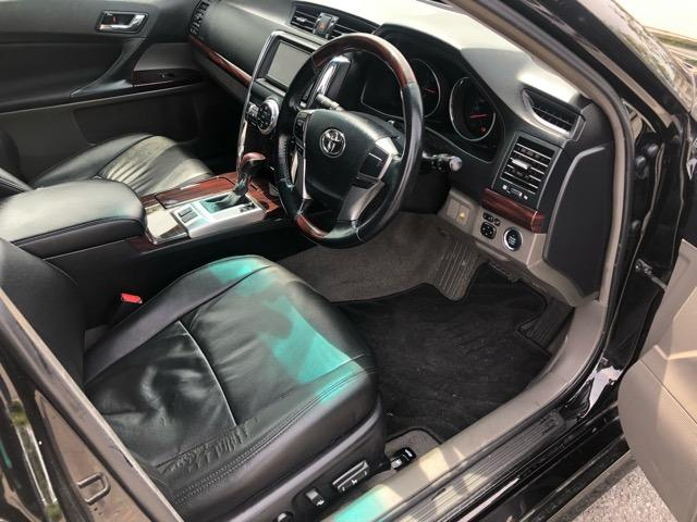 250G リラックスセレクション・ブラックリミテッド パワーシート・HDDナビ・CD/DVD/フルセグ・ETC・HID・社外18AW・フルタップ車高調・オーバーフェンダー・後期フェイスエアロ・スモークテール・社外マフラー(50枚目)