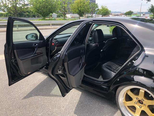 250G リラックスセレクション・ブラックリミテッド パワーシート・HDDナビ・CD/DVD/フルセグ・ETC・HID・社外18AW・フルタップ車高調・オーバーフェンダー・後期フェイスエアロ・スモークテール・社外マフラー(78枚目)