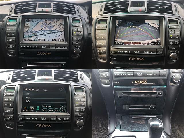 純正HDDナビ☆Mサーバーが付いてますので音楽を録音します☆バックガイドカメラ☆バック時にモニターで確認☆車庫入れもスムーズに行えます☆