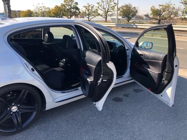 GS350 自社製作・スピンドルエアロ・TEIN車高調・バルド19AW・禁煙車・HDDナビ・CD/Mサーバー・ETC・Bモニ・HID・ドラレコ(76枚目)