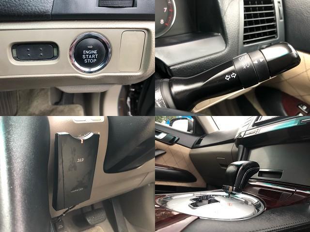 250G HDDナビ・WORKエモーション18AW・フルタップ車高調・専用シートカバー・ルーフブラック・HDDナビ・CD/DVD/Bトゥース/フルセグ・加工ヘッドライト・社外ファイバーテール・ETC・HID(12枚目)