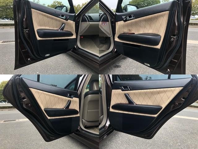 250G HDDナビ・WORKエモーション18AW・フルタップ車高調・専用シートカバー・ルーフブラック・HDDナビ・CD/DVD/Bトゥース/フルセグ・加工ヘッドライト・社外ファイバーテール・ETC・HID(14枚目)