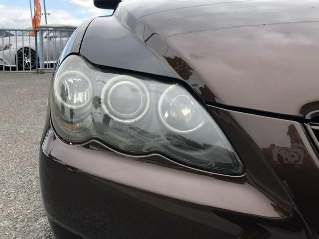 250G HDDナビ・WORKエモーション18AW・フルタップ車高調・専用シートカバー・ルーフブラック・HDDナビ・CD/DVD/Bトゥース/フルセグ・加工ヘッドライト・社外ファイバーテール・ETC・HID(33枚目)