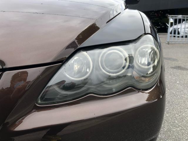 250G HDDナビ・WORKエモーション18AW・フルタップ車高調・専用シートカバー・ルーフブラック・HDDナビ・CD/DVD/Bトゥース/フルセグ・加工ヘッドライト・社外ファイバーテール・ETC・HID(34枚目)