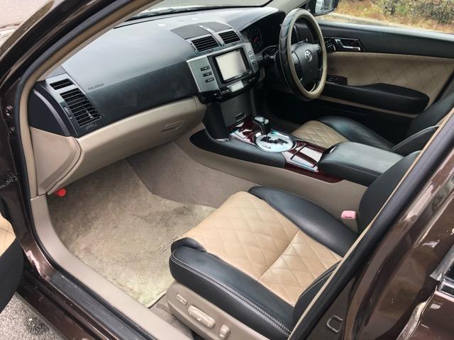 250G HDDナビ・WORKエモーション18AW・フルタップ車高調・専用シートカバー・ルーフブラック・HDDナビ・CD/DVD/Bトゥース/フルセグ・加工ヘッドライト・社外ファイバーテール・ETC・HID(50枚目)