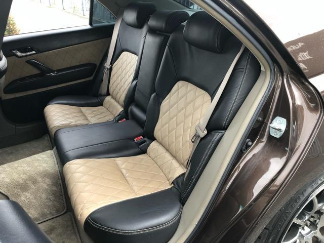 250G HDDナビ・WORKエモーション18AW・フルタップ車高調・専用シートカバー・ルーフブラック・HDDナビ・CD/DVD/Bトゥース/フルセグ・加工ヘッドライト・社外ファイバーテール・ETC・HID(55枚目)