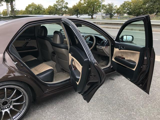 250G HDDナビ・WORKエモーション18AW・フルタップ車高調・専用シートカバー・ルーフブラック・HDDナビ・CD/DVD/Bトゥース/フルセグ・加工ヘッドライト・社外ファイバーテール・ETC・HID(74枚目)