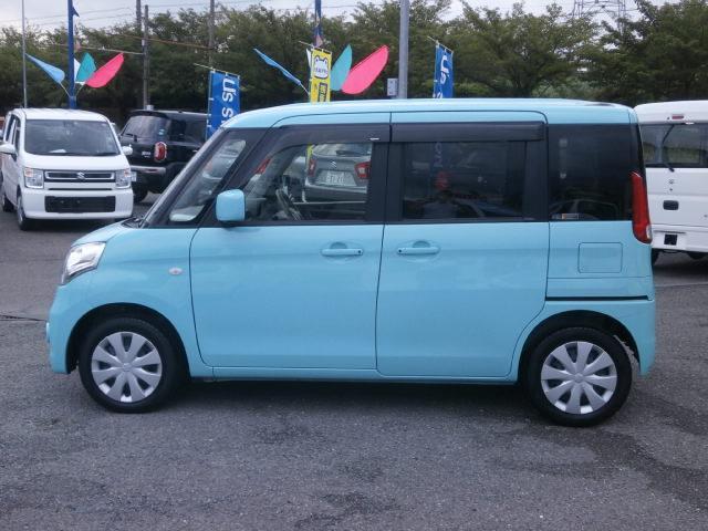 「スズキ」「スペーシア」「コンパクトカー」「大阪府」の中古車5