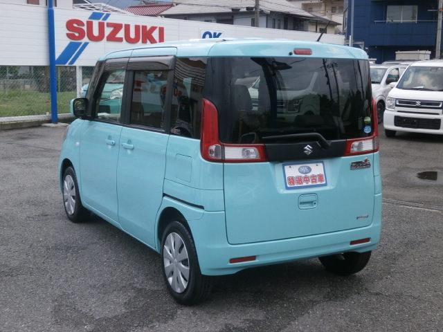 「スズキ」「スペーシア」「コンパクトカー」「大阪府」の中古車9