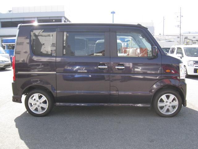 スズキ エブリイワゴン PZターボスペシャル 4型