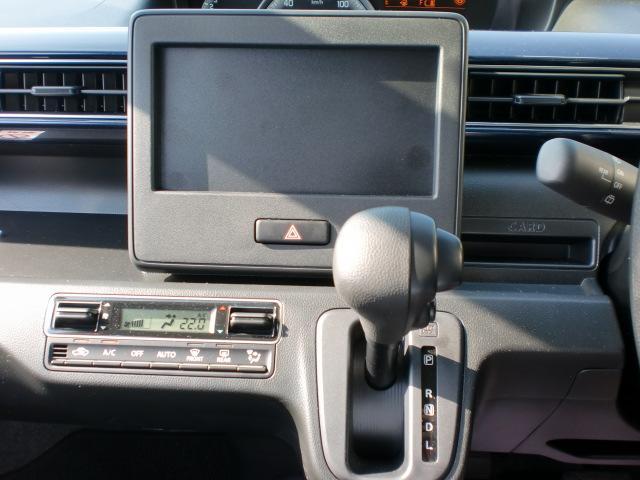オーディオレス車になります!お好みのオーディオを装備ください!