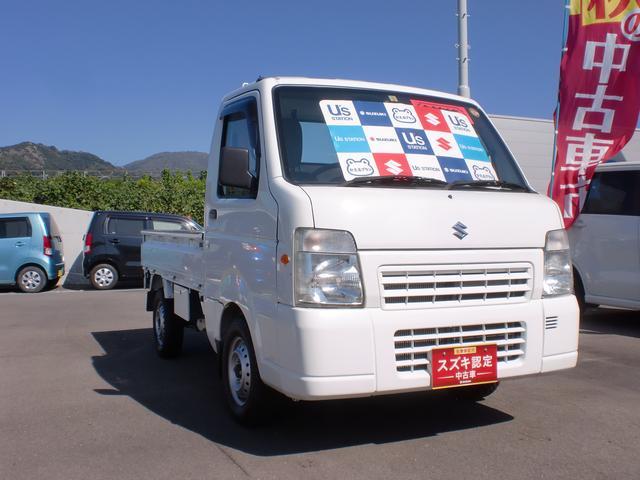 スズキ キャリイトラック FC 農繁 4型