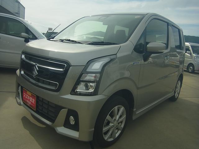 「スズキ」「ワゴンRスティングレー」「コンパクトカー」「和歌山県」の中古車7