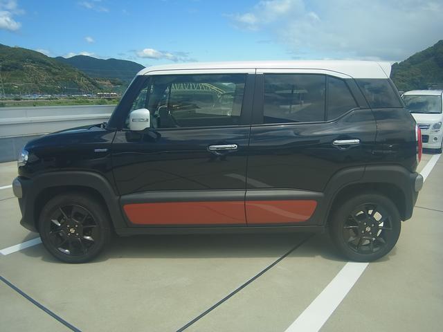 「スズキ」「クロスビー」「SUV・クロカン」「和歌山県」の中古車5