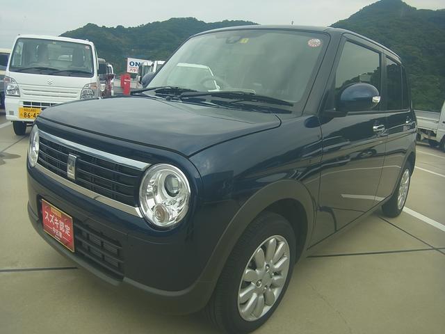 「スズキ」「アルトラパン」「軽自動車」「和歌山県」の中古車7
