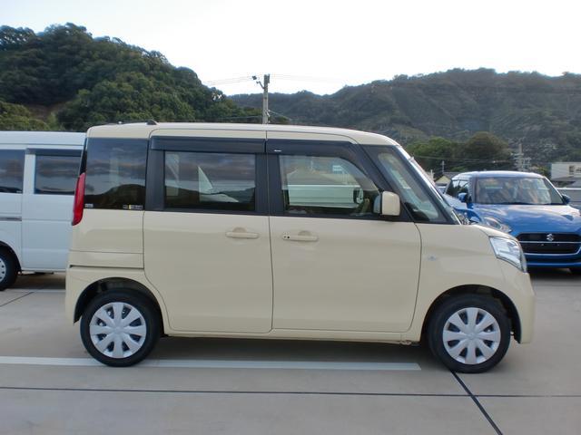 「スズキ」「スペーシア」「コンパクトカー」「和歌山県」の中古車4