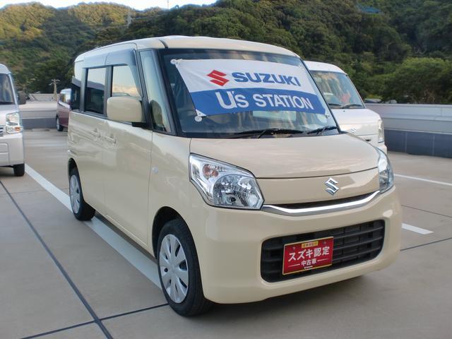 「スズキ」「スペーシア」「コンパクトカー」「和歌山県」の中古車6