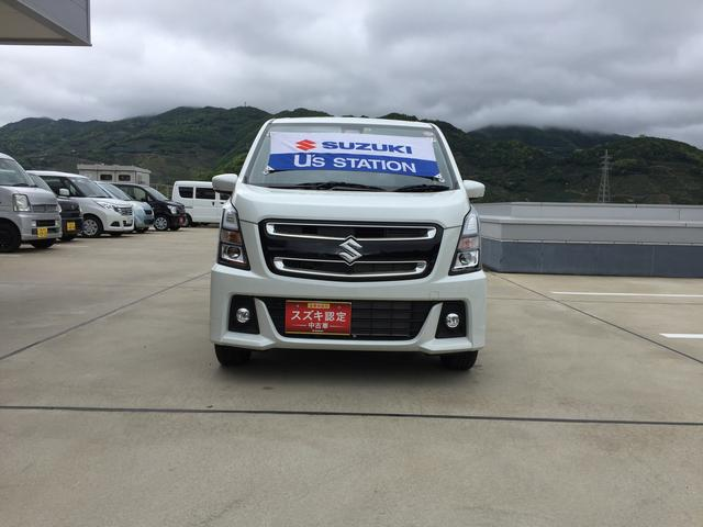 「スズキ」「ワゴンRスティングレー」「コンパクトカー」「和歌山県」の中古車2