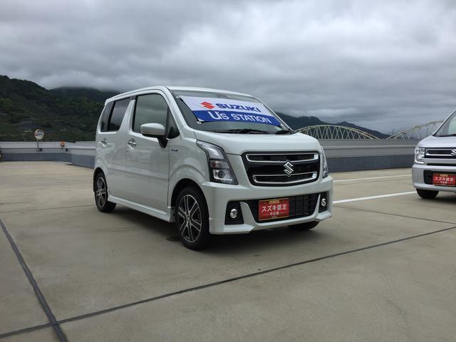 「スズキ」「ワゴンRスティングレー」「コンパクトカー」「和歌山県」の中古車6