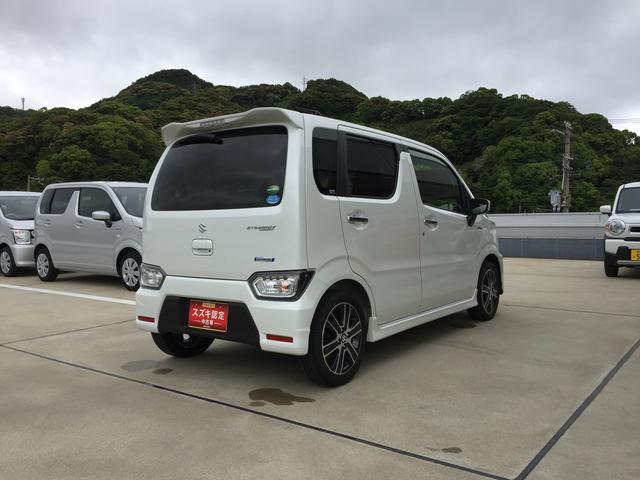 「スズキ」「ワゴンRスティングレー」「コンパクトカー」「和歌山県」の中古車8