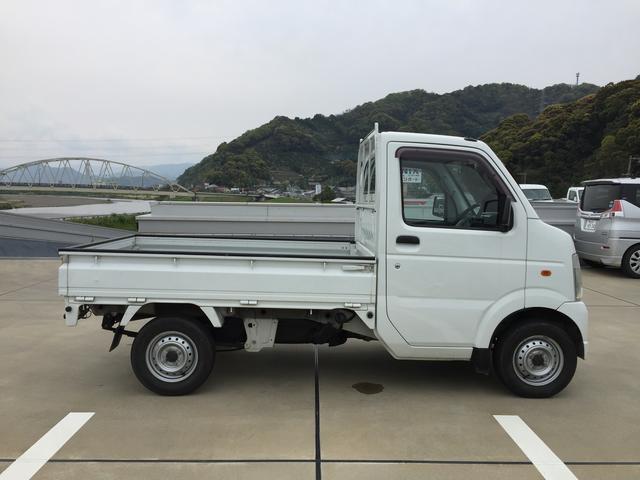「スズキ」「キャリイトラック」「トラック」「和歌山県」の中古車4