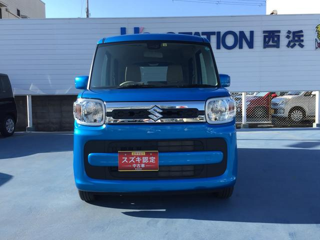 「スズキ」「スペーシア」「コンパクトカー」「和歌山県」の中古車14