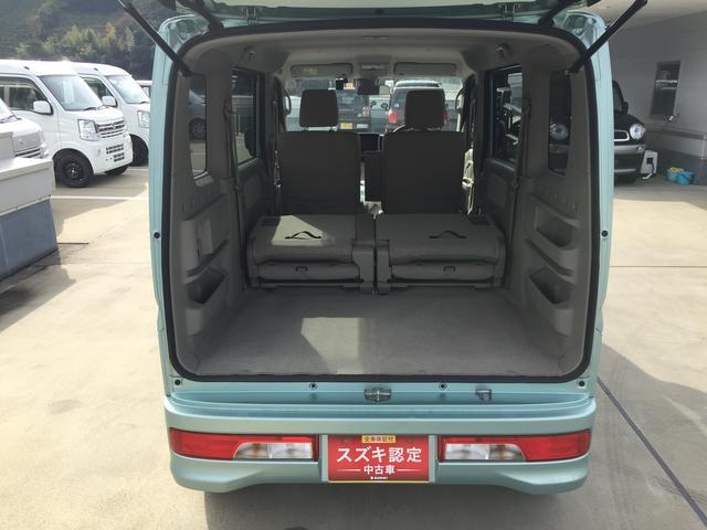 「スズキ」「エブリイワゴン」「コンパクトカー」「和歌山県」の中古車22
