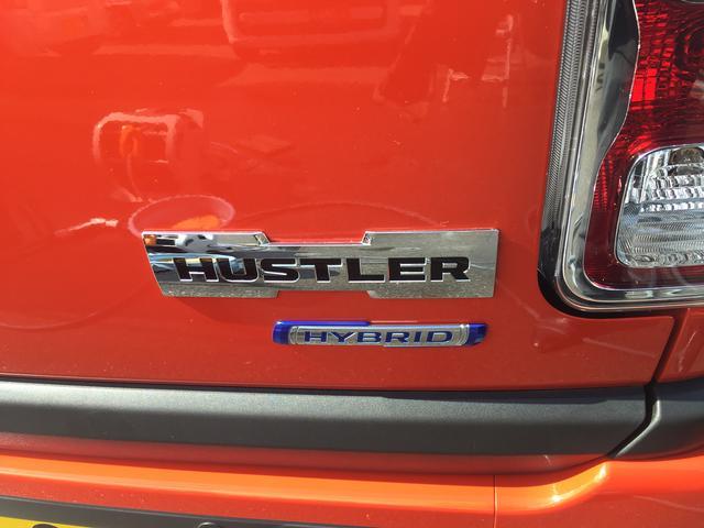 「スズキ」「ハスラー」「コンパクトカー」「和歌山県」の中古車24
