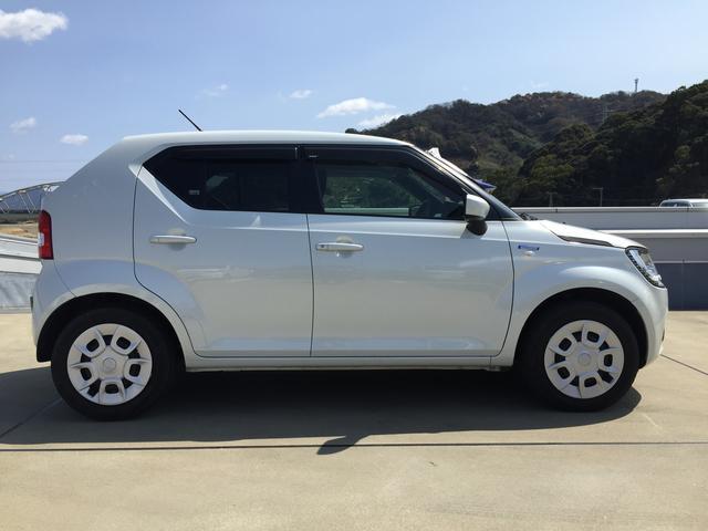 「スズキ」「イグニス」「SUV・クロカン」「和歌山県」の中古車4