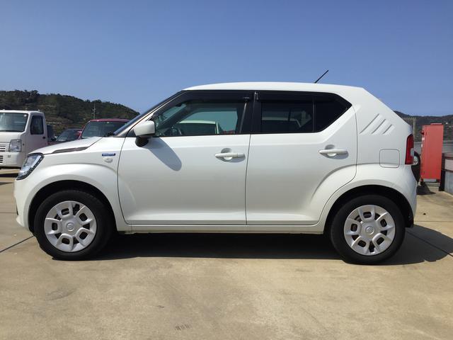 「スズキ」「イグニス」「SUV・クロカン」「和歌山県」の中古車5