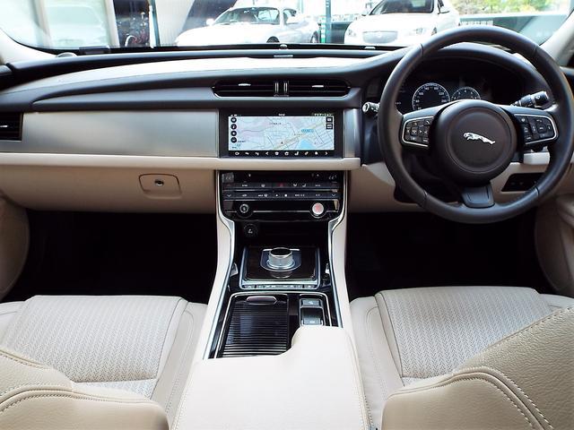 ジャガー ジャガー XF プレステージ 認定中古車保証2年付 LEDヘッドライト