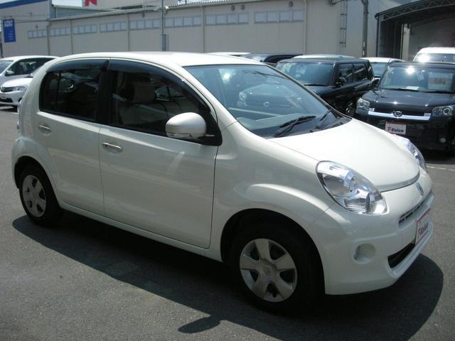 「トヨタ」「パッソ」「コンパクトカー」「奈良県」の中古車31