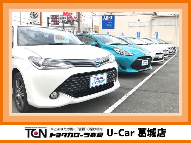 「トヨタ」「ヴィッツ」「コンパクトカー」「奈良県」の中古車47